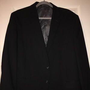 Calvin Klein. Black blazer
